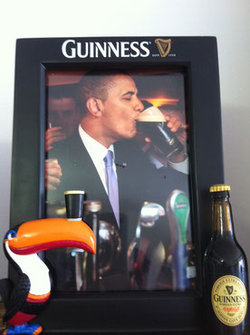 アイルランド オバマ大統領
