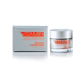 Ericson Laboratoire Vitamin Energy Moisturizing Cream