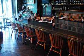 椅子 木製 カフェ