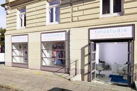 Fotostudio Eimsbüttel Außenansicht