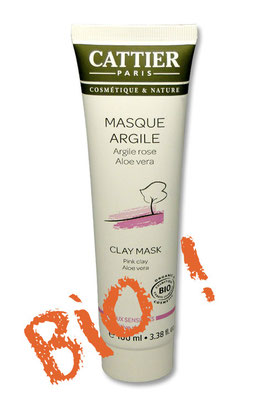 masque argile cattier test avis
