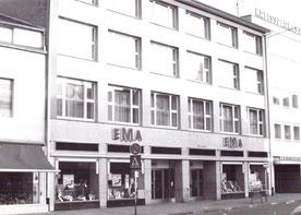 dudweiler, saarbruecken, kaufhaus, ema