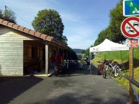 location vélo via fluvia RIOTORD  cliquez ici