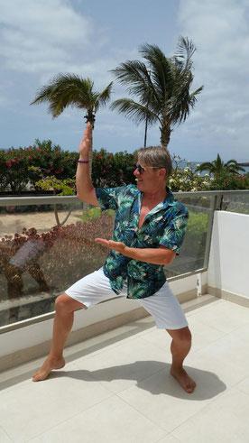Shuto du templier Edeck à Fuerteventura !!