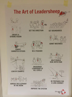 Art of Leadersheep von it-agile