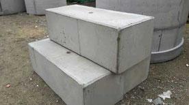blocs de béton assemblés : Pajot entreprise à Villeréal