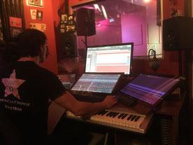 Wir beginnen mit den Aufnahmen zum neuen Album in den Access all Area Studios in Bremen