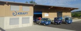 Neubau Werkhof in Erlen