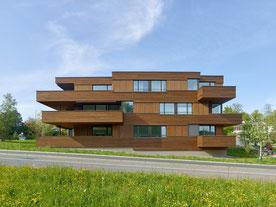 Mehrfamilienhäuser Belvédère, Baden, BEM Architekten