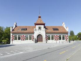 Schützenhaus, Baden, BEM Architekten