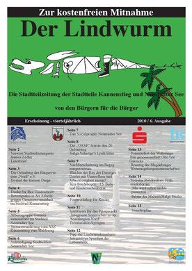 Titelblatt 6. Ausgabe