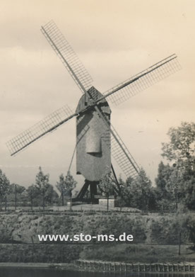 Mühle am Aasee - Foto Pohlschmidt (Ausschnitt)