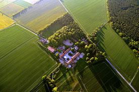 Gut Waitzrodt (Luftaufnahme, vergrößerbar)