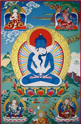 The Prayer of Kuntuzangpo
