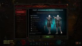 Zum Diablo 3 Totenbeschwörer Artikel
