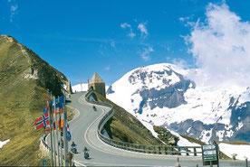 Der höchste Berg Österreichs - der Großglockner