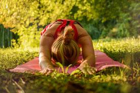 Yoga in der Natur (Berlin)