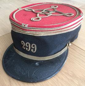 Képi de capitaine modèle 1910 (Coll. priv. 001)