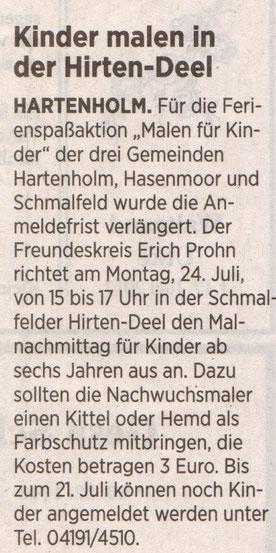 Segeberger Zeitung 18.07.2017