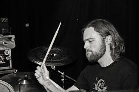 Crazy Man's Utopia, Crazy Mans Utopia, Lennart Böhle, Schlagzeug, Drums