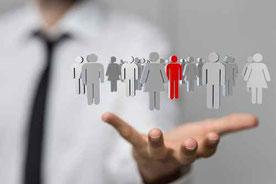 fonction ressources humaines, gestionnaire rh salaire, management rh