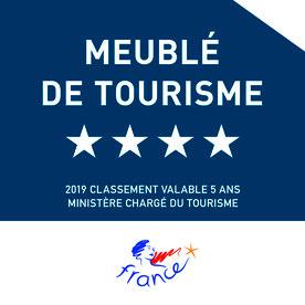 Meublé de Tourisme 4 étoiles - Nord Meuse