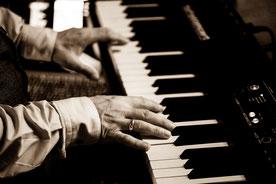 Musik für Beerdigung und Trauerfeier