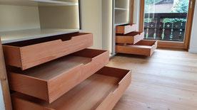 Holz-Schmankerl-Innenausbau