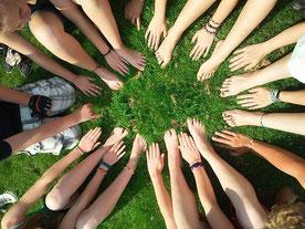 Was bedeutet Gemeinschaft für Dich?