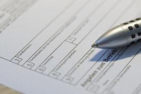 Formulare und Anträge