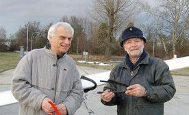Herbert Pirker und Friedel Storka