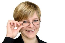 Brille als Accessoire
