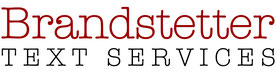 Brandstetter Text Services