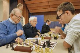 Roland, Franz und Konrad lehren der Jugend das Fürchten...