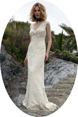 Vontage Brautkleider - der besondere Look.