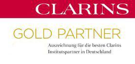 Clarins Goldpartner - Kosmetikbehandlungen