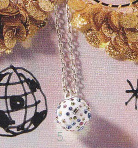 Funky Divas マルチボール ネックレス