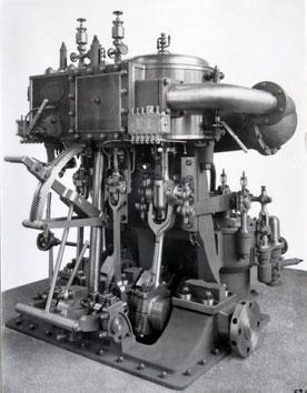 Originalmaschine Sulzer