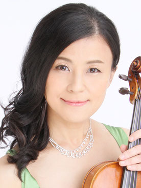 清水里佳子(ヴァイオリン)