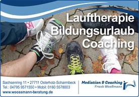 Osterholz Scharmbeck Lauftherapie Coaching