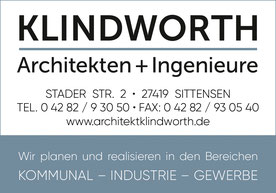Architektin Klindworth Sittensen