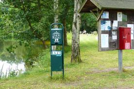 Oertzewinkel Camping - Praktische Platzeinrichtung