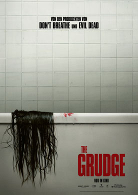 The Grudge Plakat