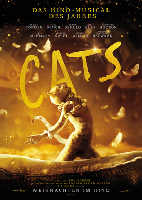 Cats Plakat