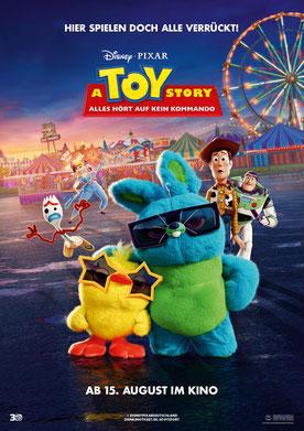 A Toy Story Hauptplakat