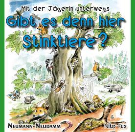 Niko Fux im Interview zu Ihrem ersten Kinderbuch