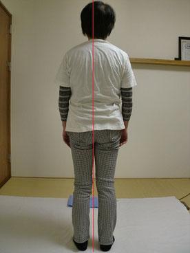腰痛、変形性膝関節症がしんそう療方で改善した写真