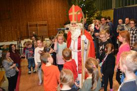 Weihnachtsfeier des TuS Höchen 2019
