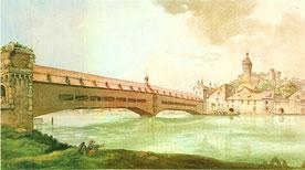 Rheinbrücke Feuerthalen_Grubenmann