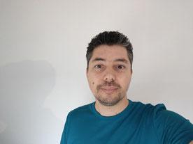Photo prise par Realme X50 Pro en selfie